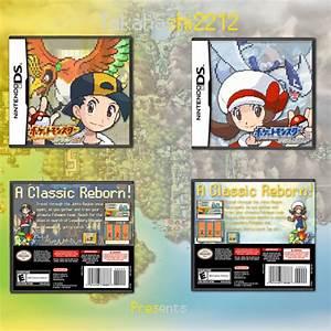 Pokemon Heart Gold And Soul Silver Version Nintendo Ds Box
