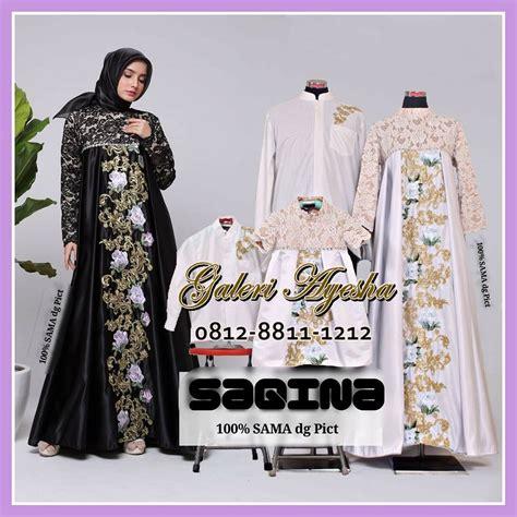 saqina made by order ayesha jual baju pesta modern syar i dan stylish untuk