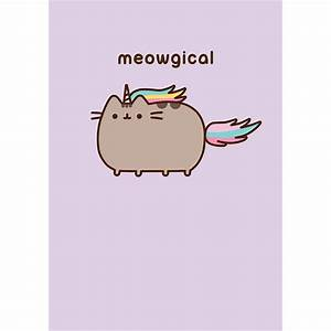 Pusheen Meowgical card — MeowCo