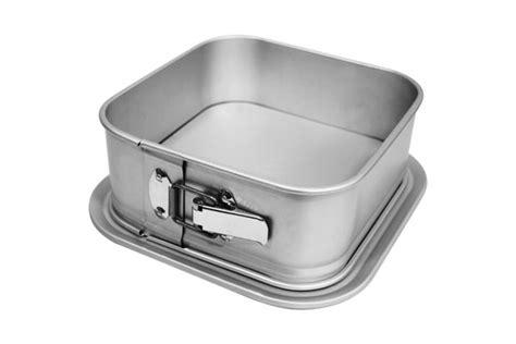 fat daddios anodized aluminum square springform pan xx cutlery