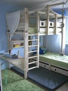 Kinderzimmer Junge 4 Jahre : die besten 25 etagenbett ideen auf pinterest etagenbetten f r kinder coole etagenbetten und ~ Sanjose-hotels-ca.com Haus und Dekorationen