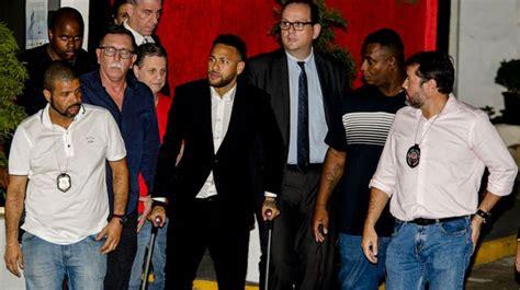 Plainte pour viol : Neymar entendu plus de 5 heures par la ...