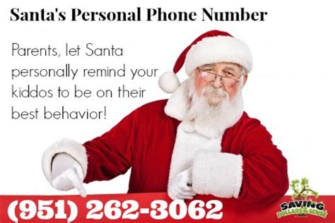 santa s real phone number saving dollars sense coupon review