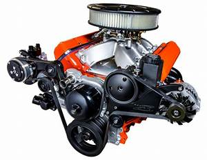 Billet Specialties Sport Trac Chevy Ls Front Engine Kit A