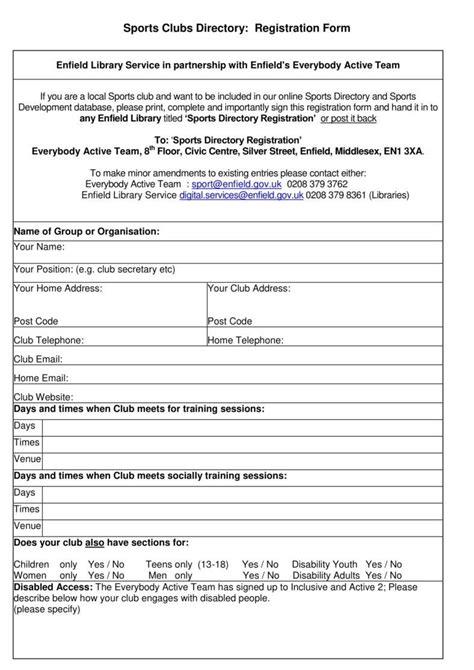 6 sport sign up sheet templates pdf free premium templates
