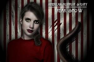 American Horror Story Freak Show Emma Roberts by ...
