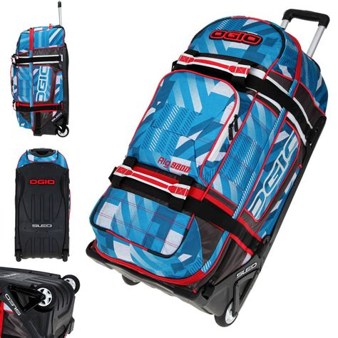 ogio motocross gear bags ogio new mx rig 9800 gear bag motocross dirt bike travel