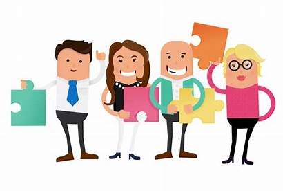 Employee Clipart Transparent Employees Happy Benefits Financial