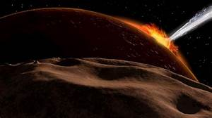 Ancient Asteroid Impact Explains Martian Geological ...