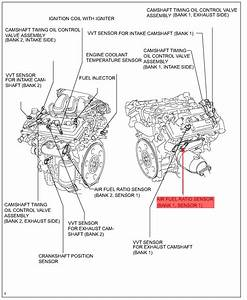 2007 Lexus Is 350 Engine Diagram