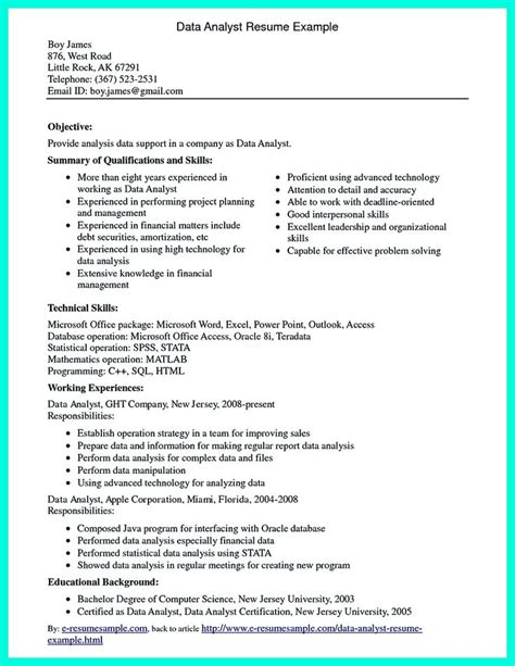 Resume Education Exle by Data Scientist Resume Include Everything About Your
