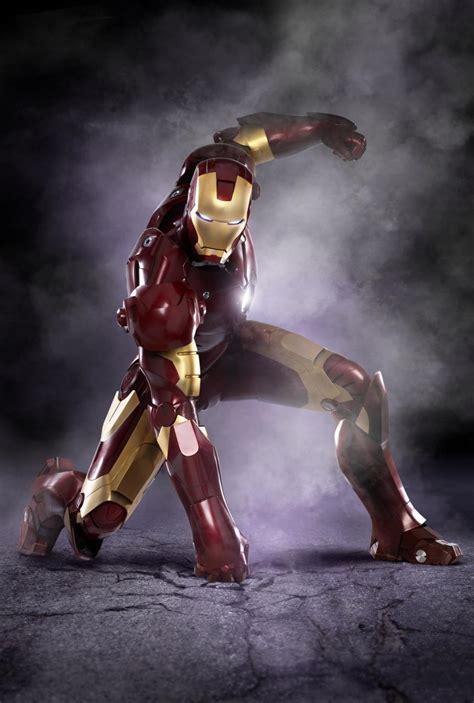 Iron Man Beneath The Armor