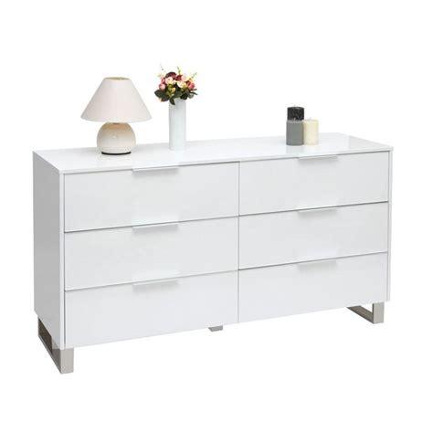 commode chambre design commode design laquée blanche halifax achat vente