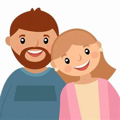 Parents Cartoon Parent Clipart Transparent Animated Clip