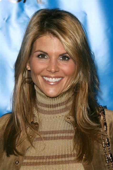 Spotted Lori Loughlin