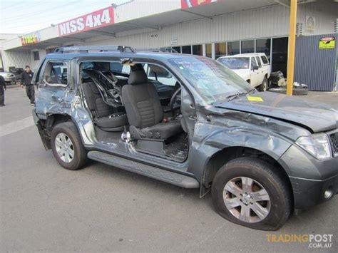 nissan pathfinder r51 nissan pathfinder r51 vq40 petrol wrecking all parts