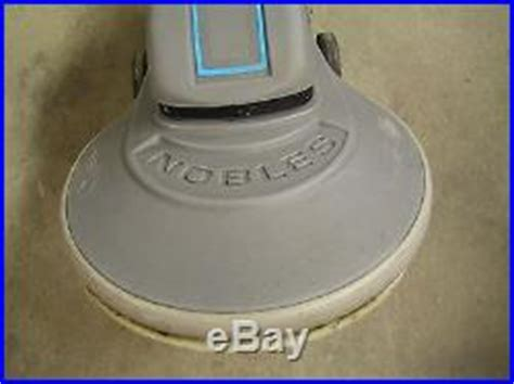 nobles speedshine 1600 floor polisher 20 inch pad diameter buffer burnisher floor buffer pads