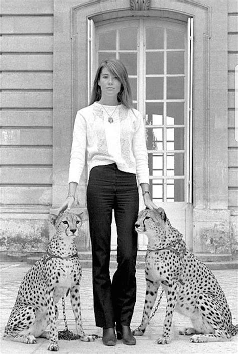 When mick jagger describes you as his 'ideal woman' while bob. Scathingly Brilliant: Style Idol - Francoise Hardy