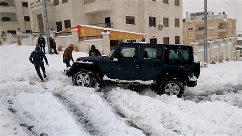 4x4 Cars Fail In Snow Test