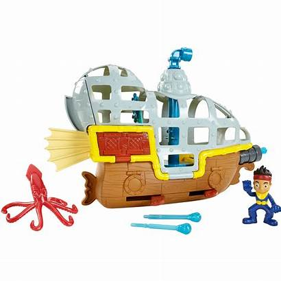 Jake Pirates Bucky Neverland Fisher Never Disney