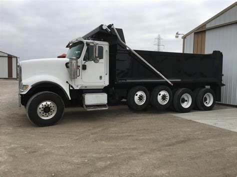 dump truck international dump trucks in indiana for sale 48 used