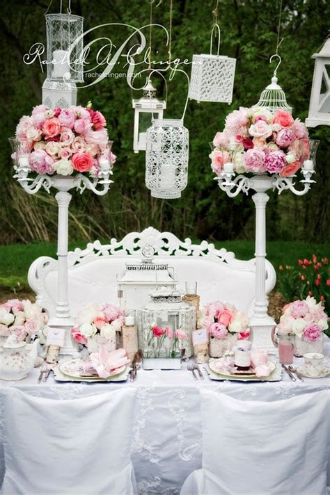 vintage shabby chic wedding decor shabby chic wedding ideas romantic decoration