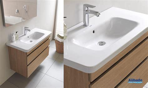 meuble salle de bain bois duravit durastyle espace aubade