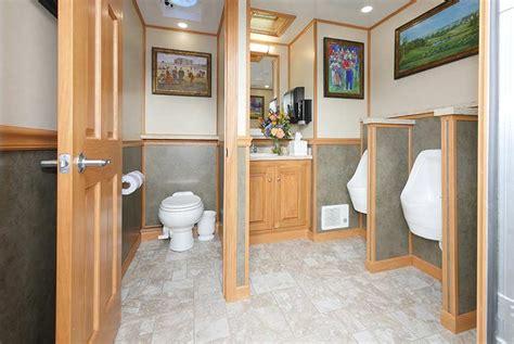 country club restroom trailer  callahead