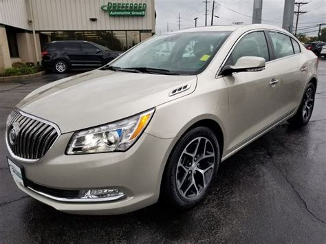 buick lacrosse sport touring fort wayne