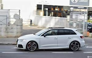 Audi Rs3 Sportback 2017 : audi rs3 sportback 8v 25 december 2017 autogespot ~ Medecine-chirurgie-esthetiques.com Avis de Voitures