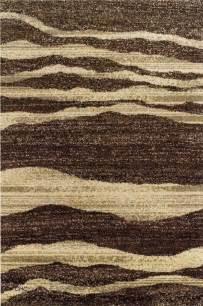 Contemporary Abstract Area Rug Carpet Modern