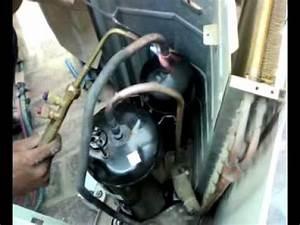 Split Ac Compreesor High Flame Gas Welding Clip