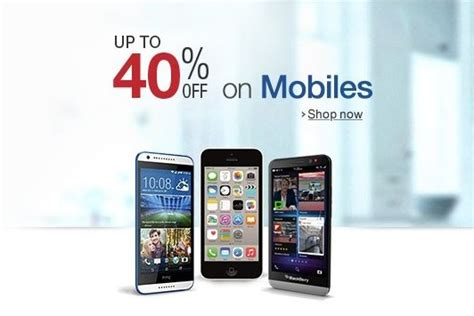 Best Mobile Offers Best Mobile Offers On Upto 40 Grabsparks