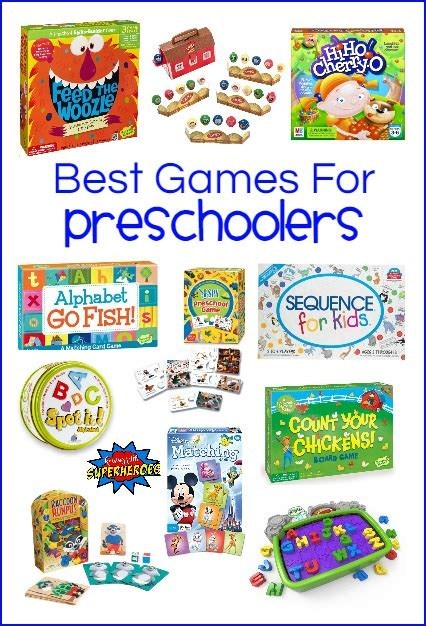 30 of the best for preschoolers 626 | BestGamesPreschoolers
