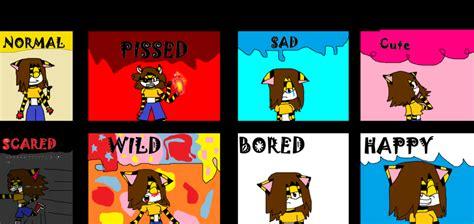 Mood Swing Meme - sonic meme mood swings by shadowlover40 on deviantart
