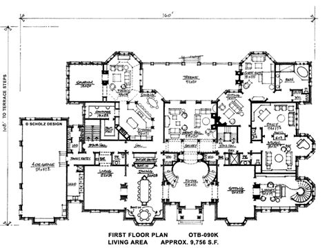 floor plans mansions luxury mansion home floor plans big mansions mansion