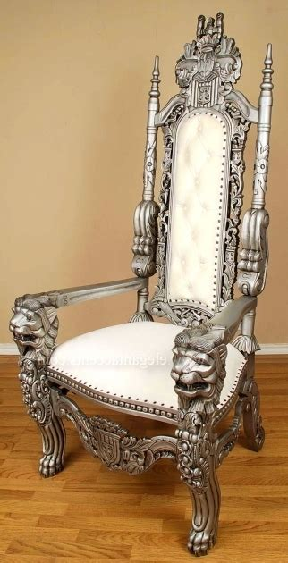High Backed Throne Chair Ideas King White Bedroom