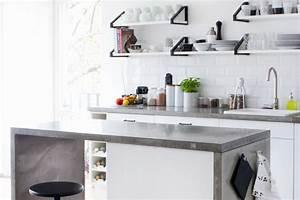plan de travail cuisine gris latest fabulous bar plan de With couleur gris anthracite peinture 3 credence cuisine gris anthracite aimantee socooc