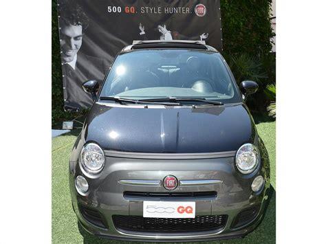 Fiat 500c Gq Edition 2018 Autocosmoscom