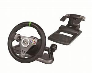 Lenkrad Xbox 360 : xbox 360 lenkrad wireless racing wheel mad catz f r ~ Jslefanu.com Haus und Dekorationen
