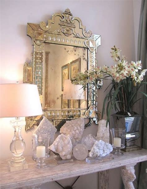 spiritual glamour    crystals  stones   home  attract
