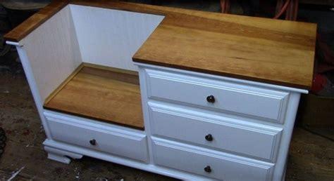 turn   dresser   seating furniture diy