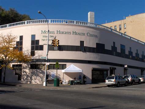 Morris Heights Health Center Burnside Avenue Site Bronx