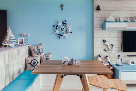 nautical decor  create  perfect living room
