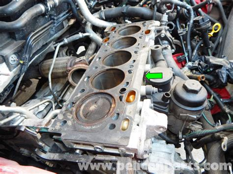 Volvo C30 Cylinder Head Gasket Replacement