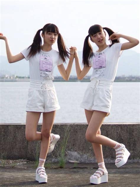 Rika And Riko Ichino