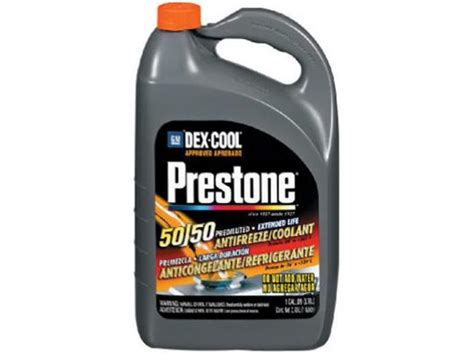 Fram Af850 Prestone Dex Cool Antifreeze Gallon