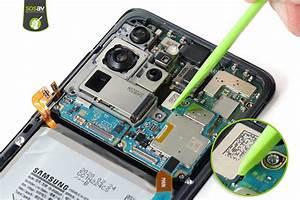 Rear Camera    Motherboard Galaxy S20 Ultra Repair