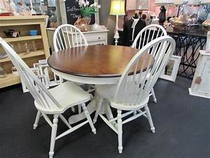 COUNTRY FARMHOUSE FARM TABLE & CHAIRS Just Fine Tables