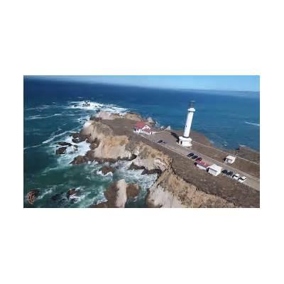 Point Arena LighthouseDronestagram